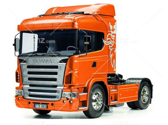 Tamiya - 1/14 Scania R470 Truck Kit - RCNZ