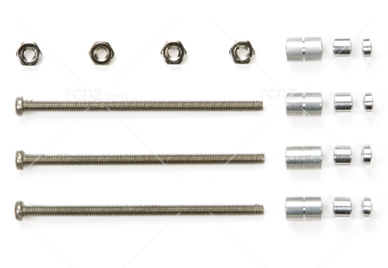 Tamiya - Mini 4WD Stainless Screw D (40mm) image