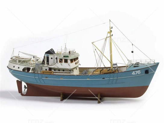 Billing Boats - Nordkap Fishing TrawlerBoat Kit image
