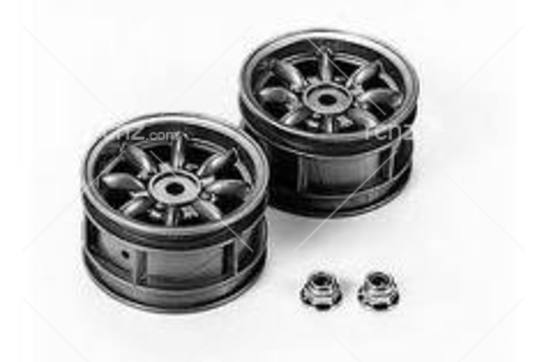 Tamiya - Mini Cooper Wheels  image