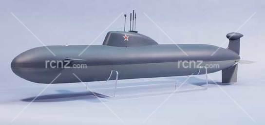 Dumas - Akula Class Submarine 33