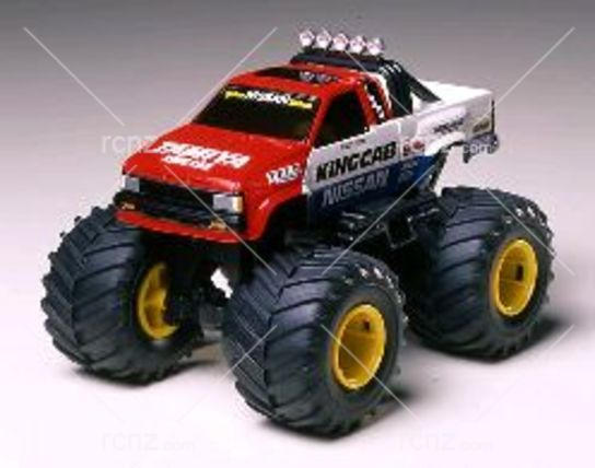 Tamiya - Nissan Kingcab Junior image