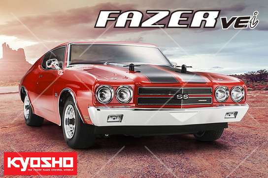 Kyosho - 1/10 Fazer 1970 Chevy Chevelle SS RTR image
