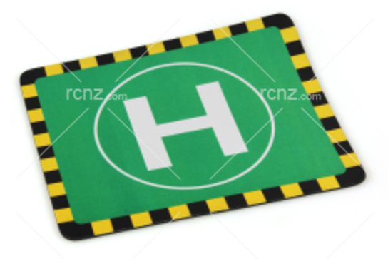 Twister - Helicopter Landing Mouse Pad image