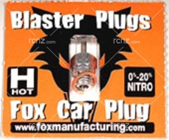 Fox - Hot Car Plug Short image