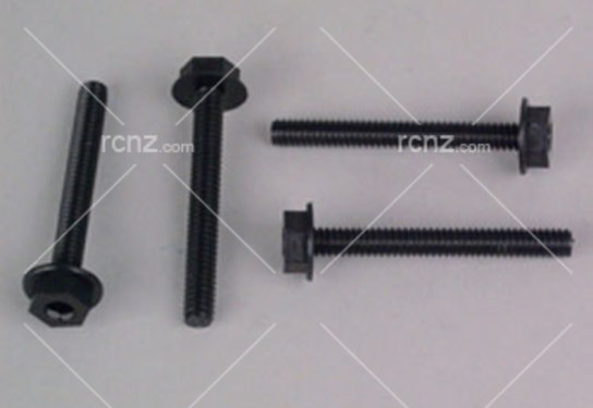 Dubro - 1/4.20x2 Nylon Wing Bolts image