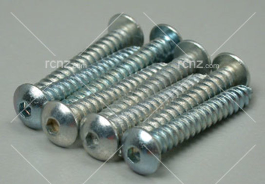 Dubro - 6x1 Button Head Screw image