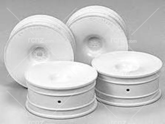 Tamiya - M-Narrow White Dish Wheel 2+OF image