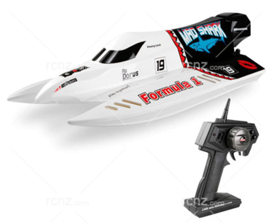 Joysway - R/C Mad Shark F1 Brushless RTR Boat  image