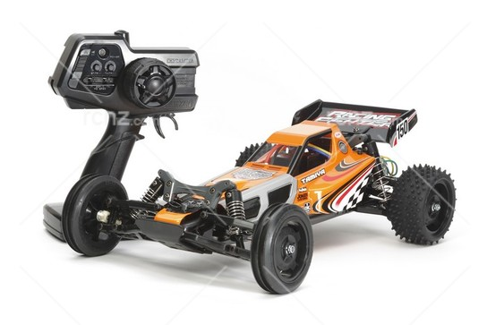 Tamiya - 1/10 Racing Fighter DT-03 RTR image