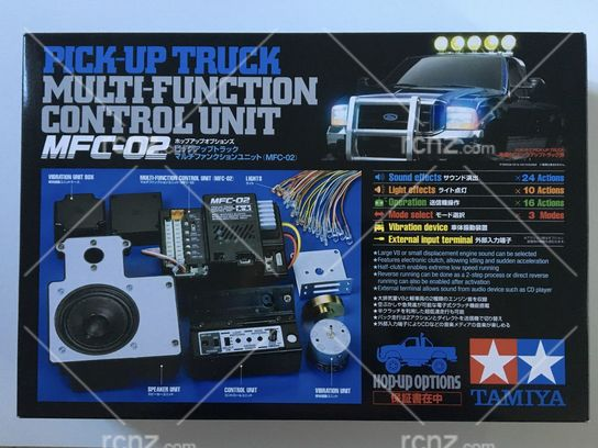 Tamiya - Pick-Up Truck Multi-Function Control MFC-02 image