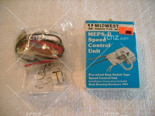 Midwest - MEPS-II Step Speed Control Unit image