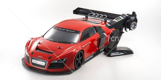 Kyosho - 1/8 Inferno GT2 R-Spec Audi R8 GP Readyset image