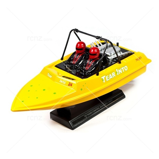 NQD - R/C Tear Into Jet Sprint Boat - RTR **NO WARRANTY** image