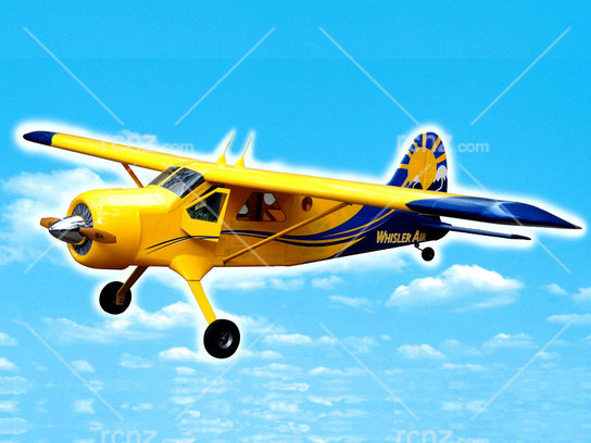 VQ Model - DHC-2 Beaver 30-40cc ARF Whistler Air image